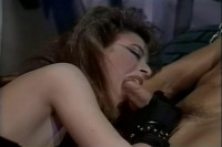 Christy Canyon -Black Throat