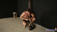 RusCapturedBoys - Strength Gymnast Anton - Part I