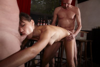 Download 3 Old Perverts and One Beauty!