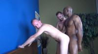 Big Black Cock For Two White Sluts