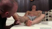 Daddy Dev Worships Sebastian's Feet