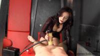 Mistress Lola Ruin — Mistress Ruins Your Orgasm Pov!