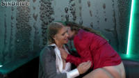Violet Pink and Mila Fox Piss