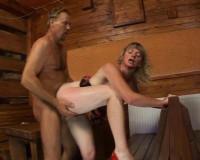 Download Getting wet in a sauna