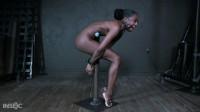 Restraint - Amari is put on display for our pleasure
