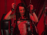 fuck strap (Pleasure Slaves).
