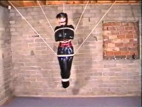 Secured In Cold Steel - bdsm, body, bondage, english