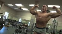 Pumping Muscle Brandon B Phot Shoots FHD