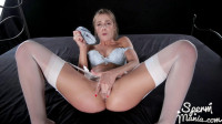 Alexis Crystal Gets Her Panties Filled with Cum (2018)