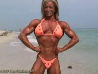 Galina Serdtsev — Fitness Model