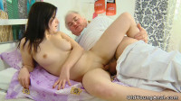 Old and Young Russian Anal