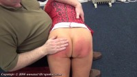 Real life spankings - Esther's first spanking (tit, naughty, panties, old, during)