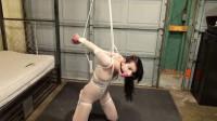 Vesper Luna Cruelly Tied Up For A Custom Video