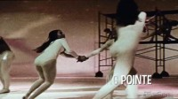 Breaking Pointe, Part Two - Odette Delacroix, Elise Graves, Betty Blac (stud, some, art, domination)