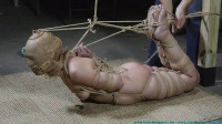 HD Bdsm Sex Videos I Try Out My New M0Co Jute and Hood on Rachel Part 4