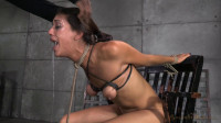 Lyla Storm brutally bound in strict strappado completely destroyed rough sex deepthroat! (2014)