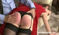 English-spankers — (spr — 769) — If Suzanne thought her meeting with the lady