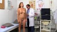 Antonia Sainz (23 years girls gyno exam)