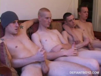 Download Five Guys Beating Their Meat