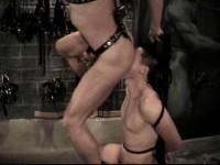 Bondage Inspection (cock sucking, media, media video, master)
