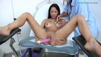 Francys Belle - 33 years girl gyno exam