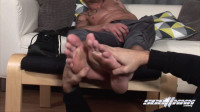Scottxxx Deacon Hunter & Leon Nike - Muscle Lad Worship