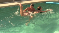 GinarysTickleAdventures – Pool Tickle Fight With Ashlynn Taylor & Nikki Brooks