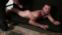 Sexy HVAC Man Spanked After Work