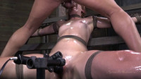 long old thin - (Pretty Redhead Claire Robbins Tied Down Vibrated And Throat Boarded Out Of Her Mind!)