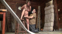 Bondage, spanking, strappado and torture for horny model part 2