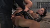 Bonnie Rotten In Brutal Bondage & Fuck