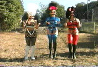 Pony Girls in Training
