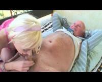 Cock ridden for an orgasm