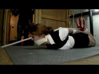 Serene Isley Secretary Hogtied Secretary Swept Away
