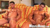 Pepe Mendoza & Brad Hatcher