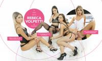A day with Rebecca Volpetti & Friends