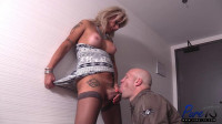 Robbi Racks - Mature Escort Takes Care Of Her Client