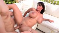 Huge Tits Babe Holly Halston likes Hardcore Fuck