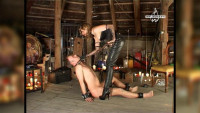 Afraid your dominatrix!