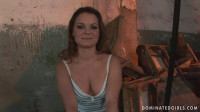 Domination victim-Wibeke (dom, watch, clip)...