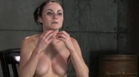 Stunning Veruca James utterly destroyed by cock