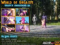 Download World Of Orgasm Golem's Awakening part 2