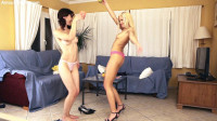 AmourAngels — Nude cuties — Margo, Samantha — (by harmut)