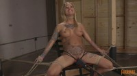 Kleio Valentien - Bound, Choked and Made To Cum