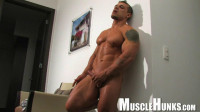 Muscle Hunks — Clayton Cobb