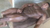 Pumping Muscle Dre Drew Photo Shoot Parts 1 and 2 HD