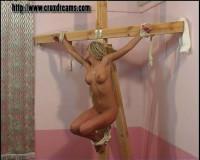 Glamor crucifix