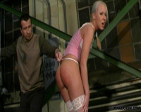 Sexy ass spanking