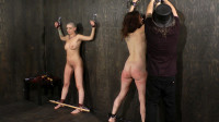 PainToy - Emma And Abigail - Extreme Whipping For Extreme Painsluts