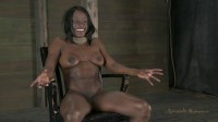 Professional BodyBuilder Helpless! Her Huge clit captured and bound HD